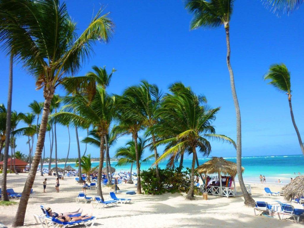 доминикана фото пляжей туристов рекламные
