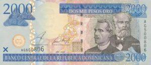 какая валюта в Доминикане