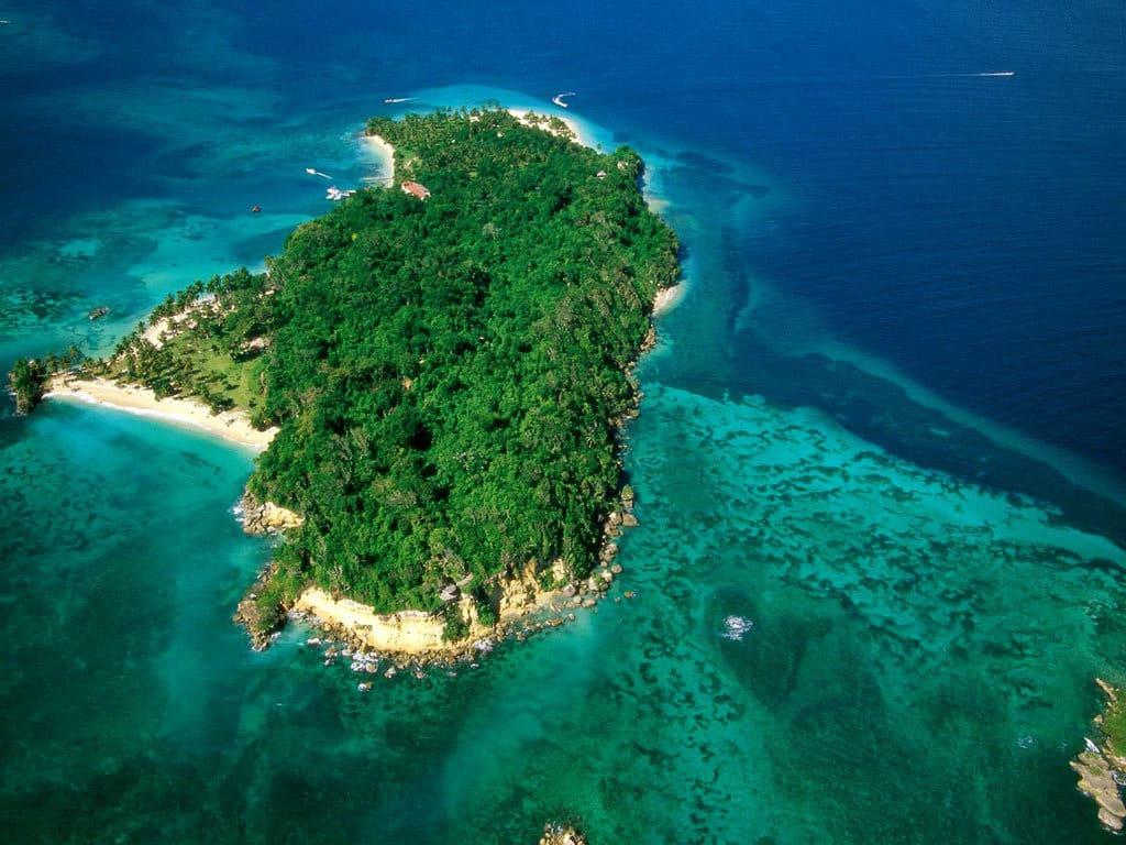 острова в картинках с высоты сериала